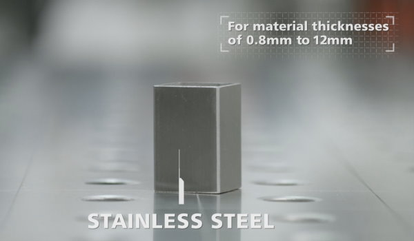Material video stainless steel