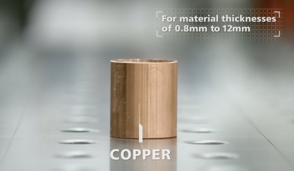 Material video copper
